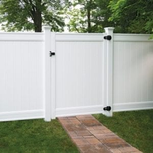 Vinyl Fence Vinyl Fencing Terminology Freedom Outdoor
