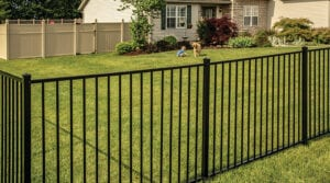 Aluminum Fencing - Easton