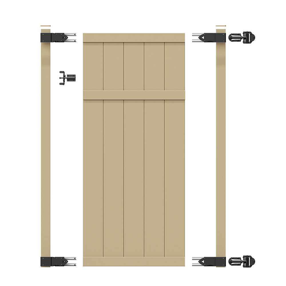 Gate Framing Kit Hinges And Latch Included Freedom