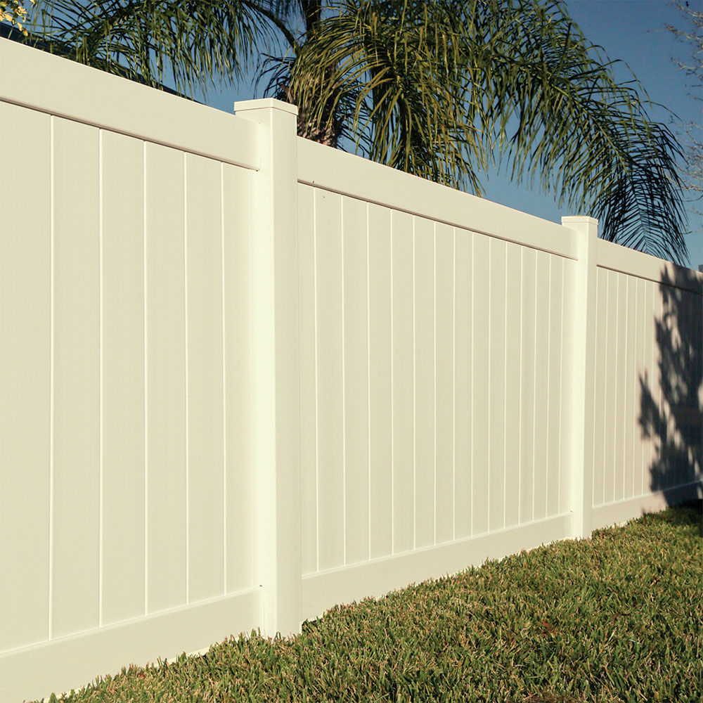 Bolton 6x8 Vinyl Privacy Fence Kit Vinyl Fence Freedom