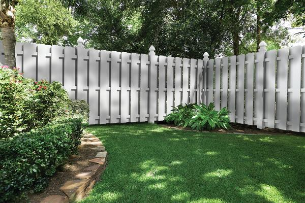 Shadowbox 6x6 Vinyl Fence Panel Vinyl Fence Freedom