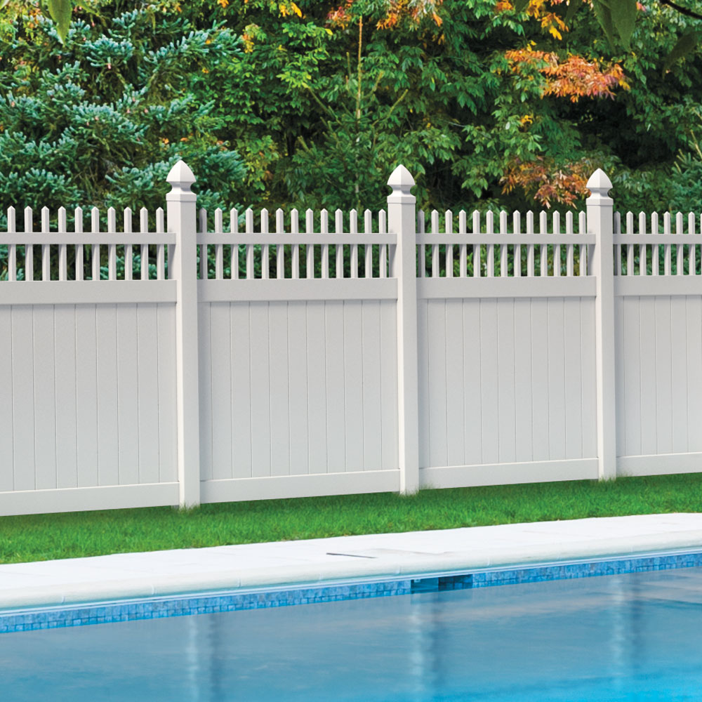 Aluminum Fence, Vinyl Fence, Fence Accessories | Freedom Outdoor Living