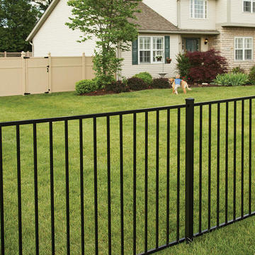 Fence Materials Aluminum Amp Vinyl Fence Freedom Outdoor