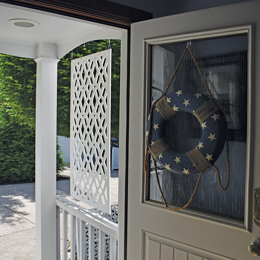 Allure Decorative Sheeting | Deck Skirting | Freedom ...