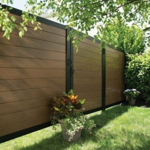 Brighton 6x6 Vinyl Privacy Fence Panel Vinyl Fence