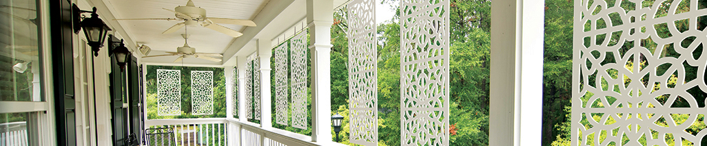 Decorative Screen Panels